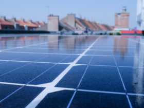 Toiture photovoltaique à Perenchies