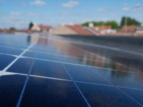 Toiture photovoltaïque