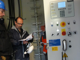 Éolien intervention exploitation Cohérence Énergies